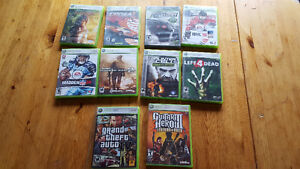 26 Xbox 360 games for sale