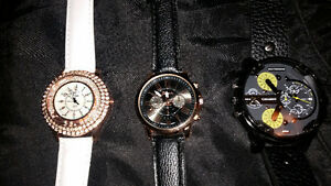 Watches never worn