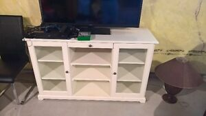 Ikea TV STand and Shelf $120 OBO Must Go Asap