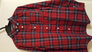 New shirt size 9-10 from h & m