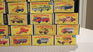 VINTAGE MATCHBOX LESNEY BOXED COLLECTION London Ontario image 2