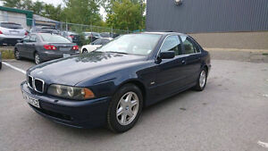 2003 BMW 5-Series 525i Berline automatic( extra clean )