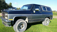 1989 GMC Jimmy Other