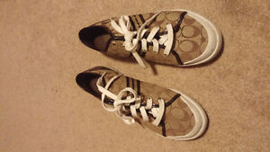 Coach Sneakers (Size 10)