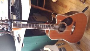Acoustic/Electric Guitar-D-7CE-* consider trade for laptop