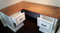 Custom furniture made to order