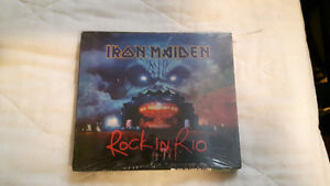 Iron Maiden Rock in Rio Hologram