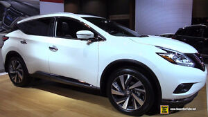 New 2016 Nissan Murano Platitium -   Sale or Take over lease
