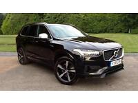 2017 Volvo XC90 2.0 T8 Hybrid R DESIGN 5dr Aut Automatic Petrol/Electric Estate