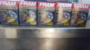 Duramax 5 filtres à huile