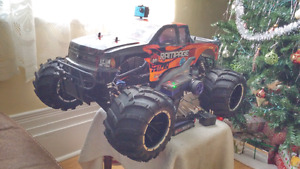 30cc Gas Modified 1/5 scale RedCat Monster for Sale