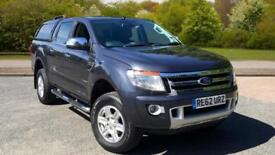 2012 Ford Ranger Ranger Limited 4X4 TDCI Manual Diesel 4x4