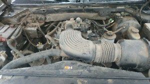 Ford 4.6 Triton and transmission