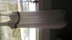 Wedding dress,  size 18