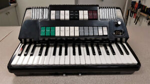 Farfisa Transivox Synth/Accoustic Accordion