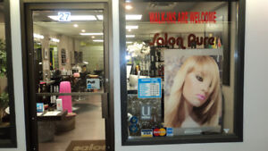 Salon and Spa for sale, 55K