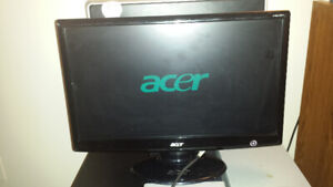 """Acer 20 """" Wide screen Monitor"""