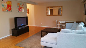 ☎☎☎ Fully furnished 1Bdr + Den – Incl. Heat, Hydro, Cable
