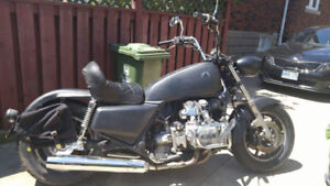 '84 Honda Goldwing Bobber - Mint Condition - Low KMs