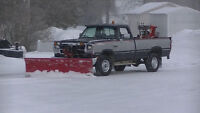 Snow Plowing Rothesay, Quispamsis