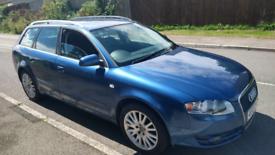 Audi A4 1.9tdi estate new mot