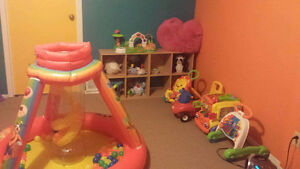 Westmount Childcare - 1 spot under 2 available!! London Ontario image 1