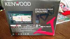Kenwood dnx6980 navigation system