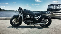 WOW! CAFE RACER Honda GL650. Superbe moto