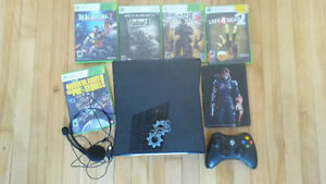 360 slim with games