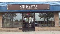 hair stylist chair rental