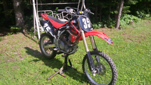 Crf150rb 2007