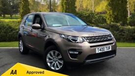 2015 Land Rover Discovery Sport 2.0 TD4 180 SE Tech 5dr Automatic Diesel Estate