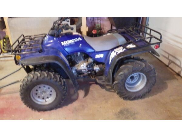 Used 1995 Honda Fourtrax 300 4x4