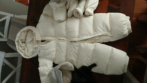 Gap Down snowsuit