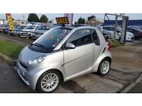 2011 Smart Fortwo 1.0 MHD Passion Cabriolet Softouch 2dr