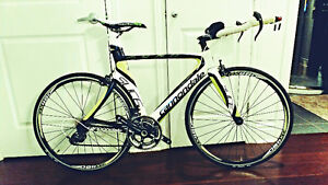 Cannondale TT slice 2013 fully carbon