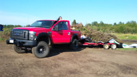 Truck / Trailer for Hire / Moving