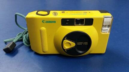 Canon sure shot snappy 35mm film camera