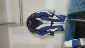 Motorcycle track suit