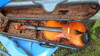 Shimro Stratavari Copy Violin $100.