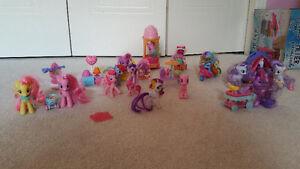 My little pony sets