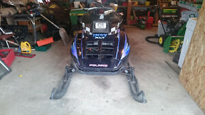 1996 Polaris XLT 600 Rebuilt Engine, New Track