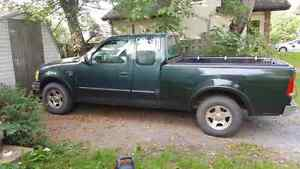 2003 ford f150 2wd