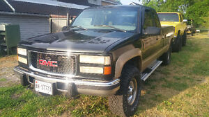 2 trucks for sale or trade 99 and 95 diesels