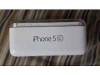 Brand new iphone 5c