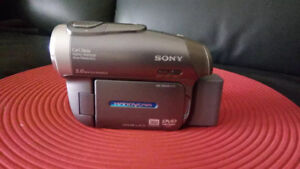 SONY Camcorder with Case!