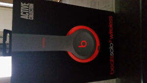 Beats solo Active series new in box $200 no trades