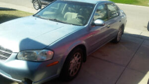 Nissan Maxima Sedan for $850 or Best Offer