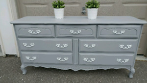 Beautiful french provincial dresser..