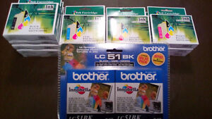 Replacement Ink cartridges for Brother printers